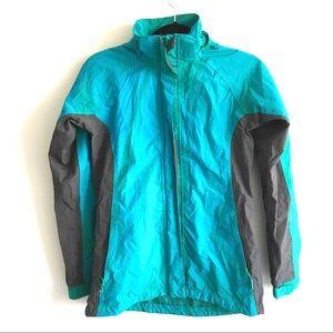 MOUNTAIN WAREHOUSE Lightweight Jacket Blue Green S